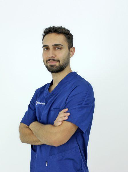 Javi Jiménez fisioterapeuta vital clinic