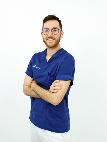 Rubén Díaz  Fisioterapeuta y Osteopata Estructural