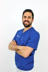 Sebastián Trujillo gerente de Vital Clinic