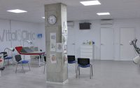 infraestructura clinica de fisioterapia Vitl & Clinic