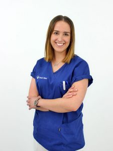 Ana Hierro fisioterapeuta en Vital&Clinic