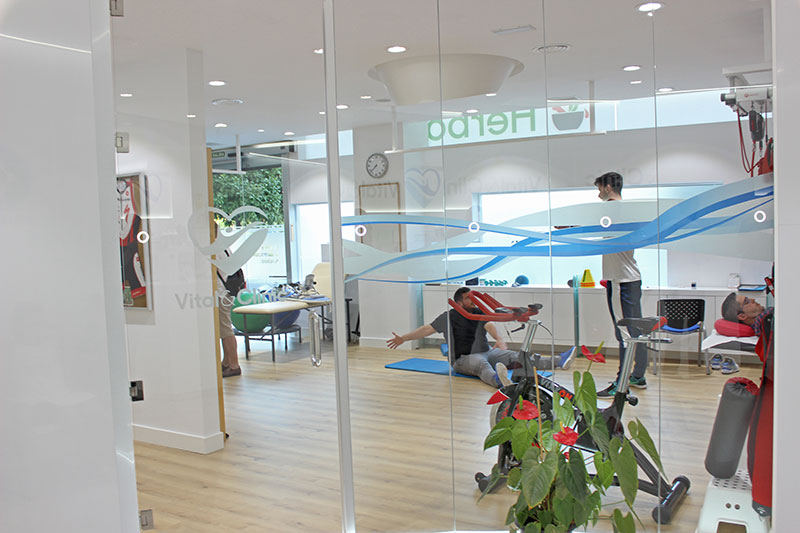 Sala de vital & Clinic