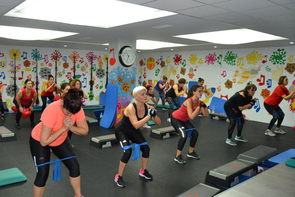 actividades deportivas en vitalclinic