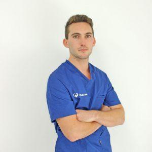 Diego Barranco Fisioterapeuta en Vélez Malaga Vital&CLinic