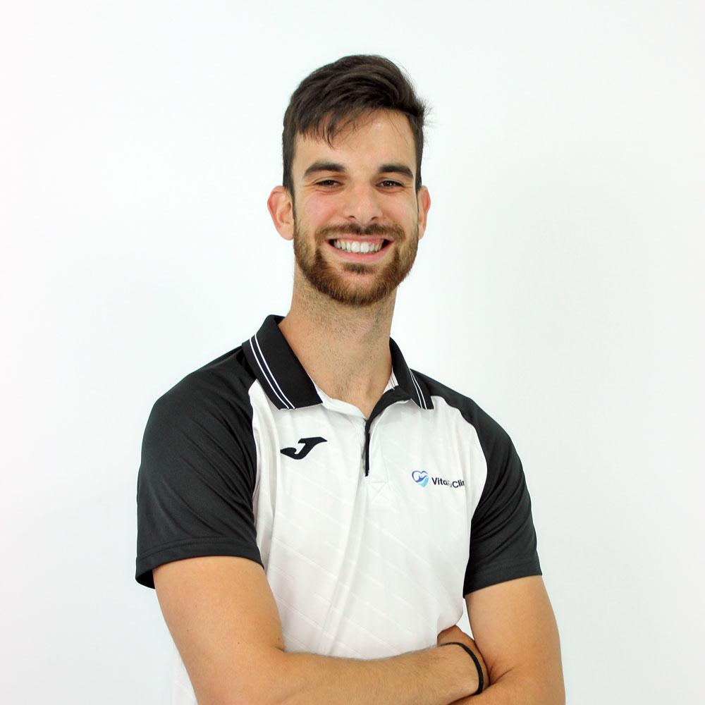 Yeray Diaz monitor deportivo Vélez Málaga