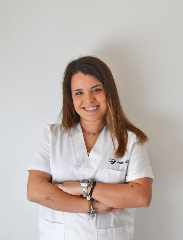 Julia Yute Auxiliar de fisioterapia Málaga