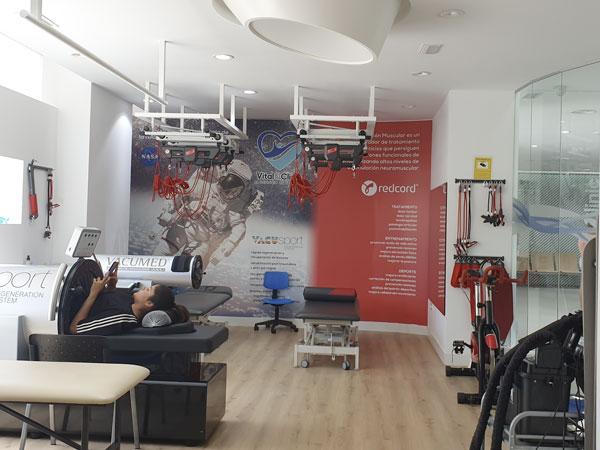Clinic de fisioterapia Málaga