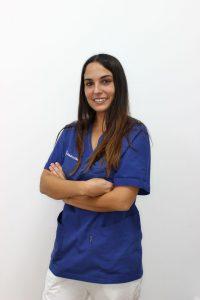 Ana Campos fisioterapeuta en Vital&Clinic