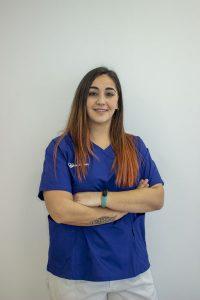Andrea Ramos fisioterapeuta Ubrique